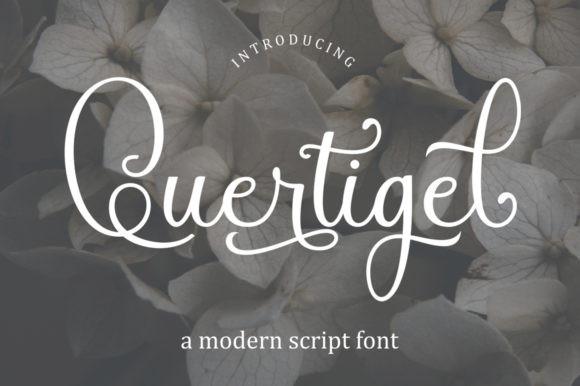 Quertigel Font