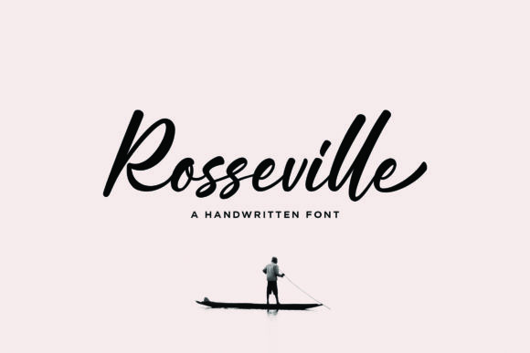 Rosseville Font