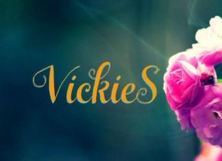 Vickies Font