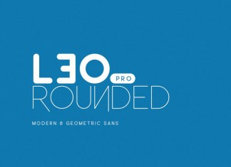 Leo Rounded Font