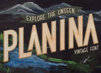 Planina Font