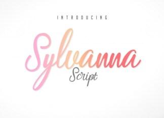 Sylvanna Script Font