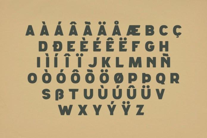 Mosley Font
