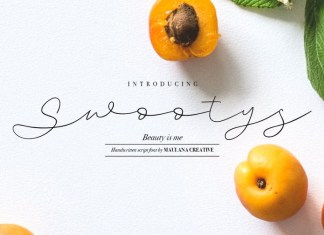 Swootys Script Font