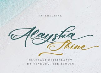 Alayska Font