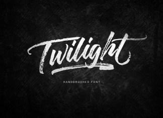 Twilight Script Font