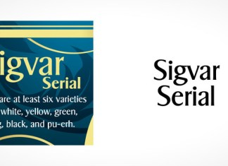 Sigvar Serial Font Family