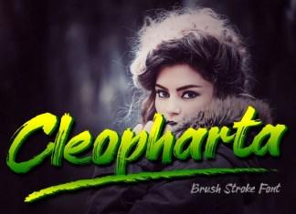 Cleopharta Font