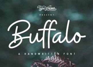 Buffalo Font