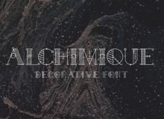 Alchimique Font