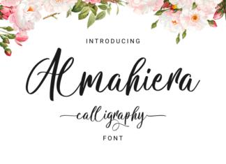 Almahiera Font