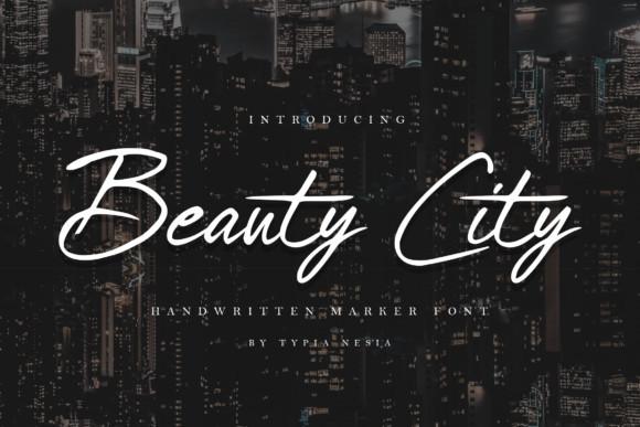 Beauty City Font