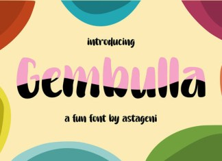 Gembulla Font
