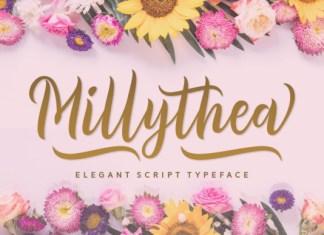 Millythea Font