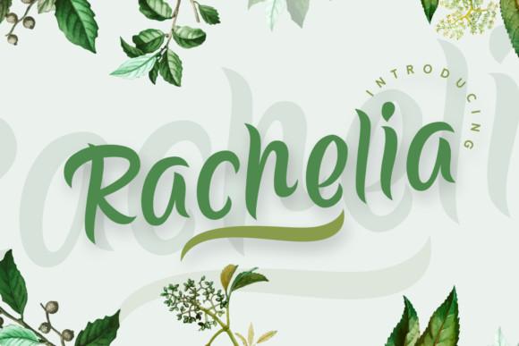 Rachelia Font