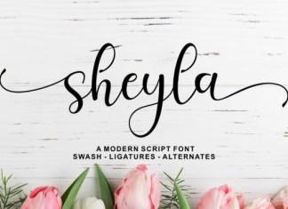 Sheyla Script