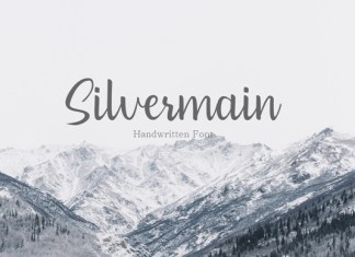 Silvermain Font