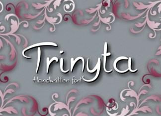 Trinyta Font