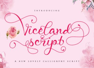 Viceland Font