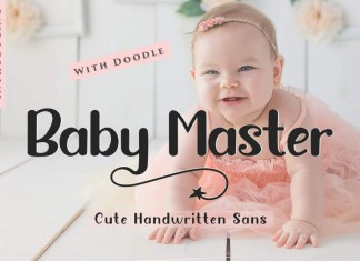 Baby Master Font
