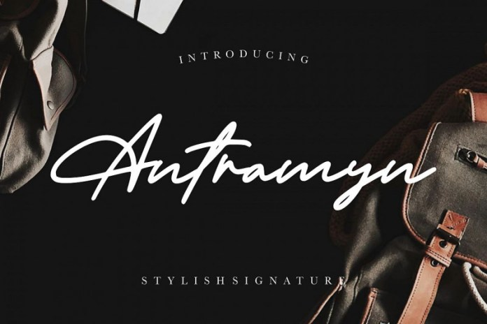 Antramyn Stylish Signature