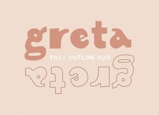 Greta Display Font