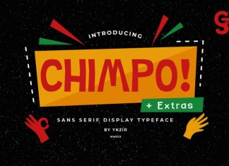 Chimpo Font