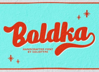 Boldka Font
