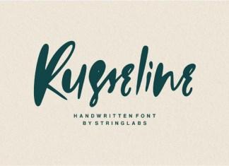 Russeline Font