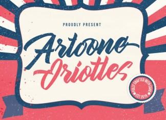 Artoone Oriottes Font
