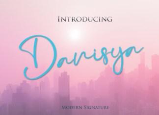 Danisya Font
