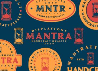 Mantra Font