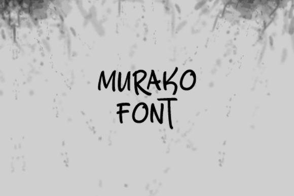 Murako Font