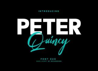 Peter Quincy Font