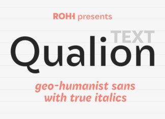 Qualion Font