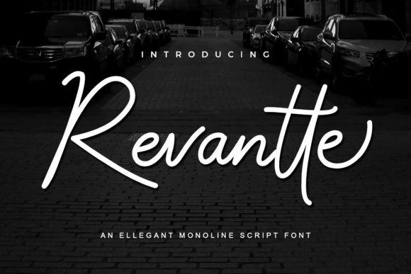 Revantte Font