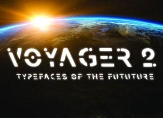 Voyager 2 Font