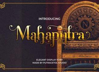 Mahaputra Font