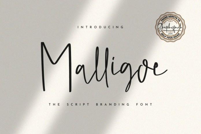 Malligoe Font