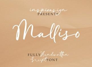 Malisso Font