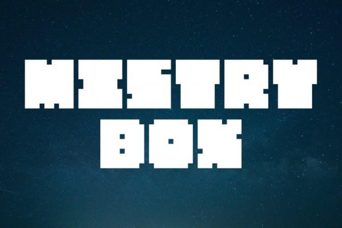 Mistry Box Font