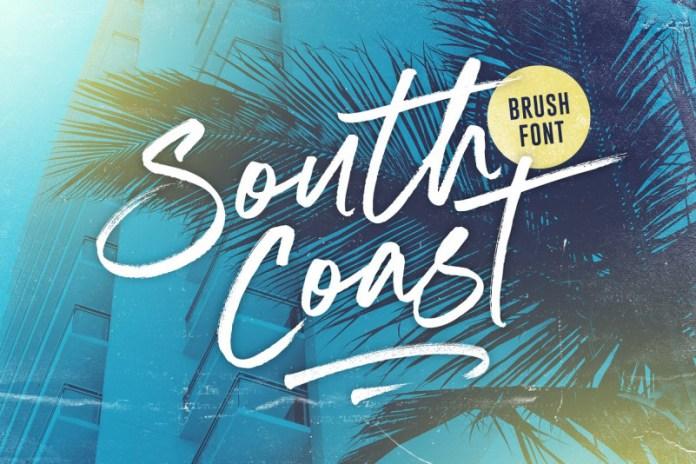 South Coast Font
