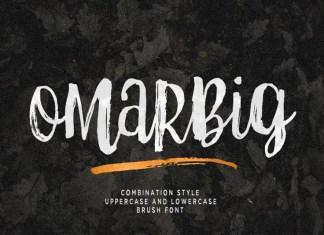 Omarbig Font