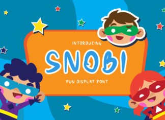 Snobi Font