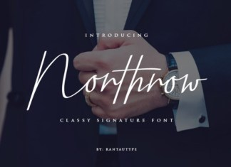 Northrow Font