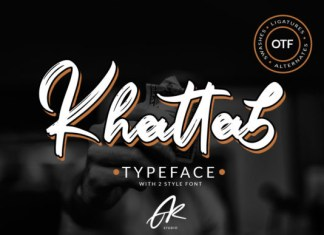 Khattab Font
