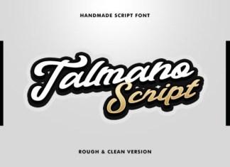 Talmano Font