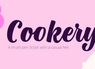 Cookery Font