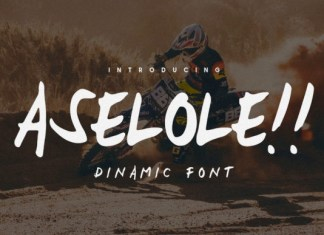 Aselole Font