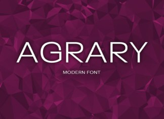 Agrary Font